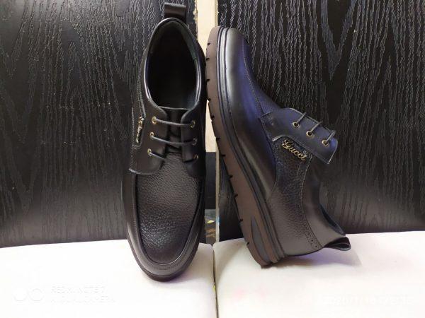 کفش روزمره مردانه کد gcm-2001 رنگ مشکی