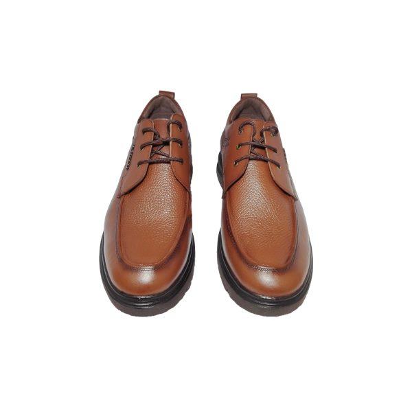کفش روزمره مردانه کد gcm-2001 رنگ عسلی
