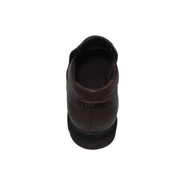 کفش روزمره مردانه کد gcm-2002 رنگ قهوه ای