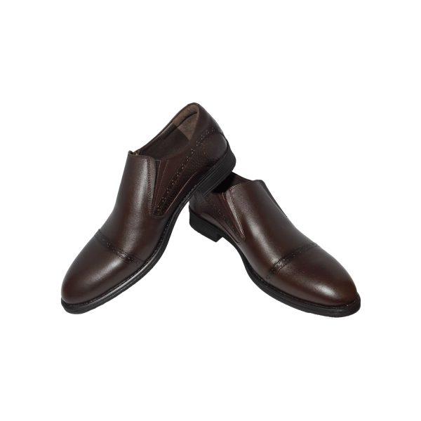 کفش روزمره مردانه مدل gcm-2007 رنگ قهوه ای