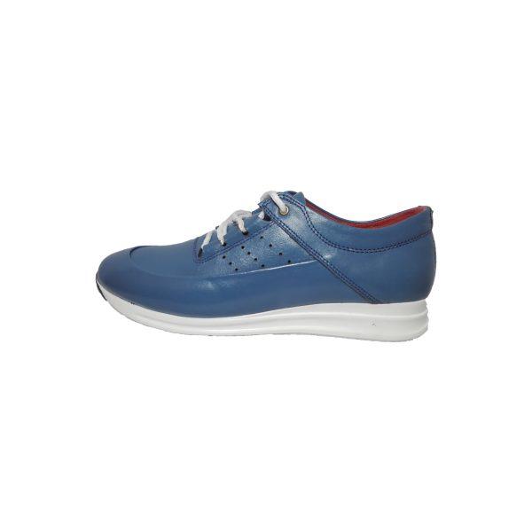 کفش کتونی زنانه مدل gcw-2501 رنگ ابی