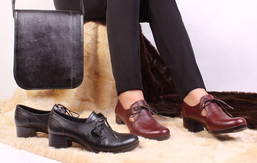 کفش روزمره زنانه تک بند